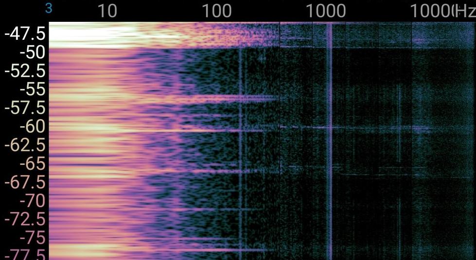 这台 Nidec 风扇的 PS5,运行时会发出 180Hz 与 1000Hz 的噪音